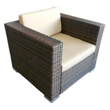 Tildenville Outdoor Club Chair with Cushions (Set of 2)
