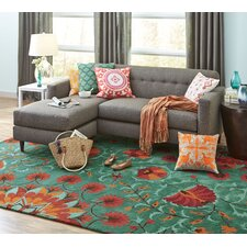 Ancha Reversible Chaise Sectional