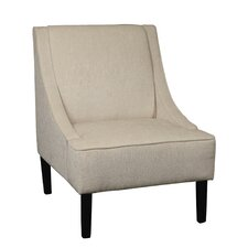 Modern Swoop Side Chair