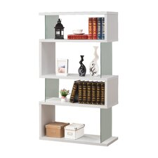 "Ignacio 63"" Accent Shelves Bookcase"