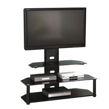 Candler Flat Panel TV Stand with Intregrated Mount