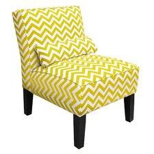 Cloverdale Upholstered Slipper Chair