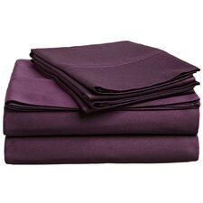 Badminton 400 Thread Count Premium Long-Staple Combed Cotton Sheet Set