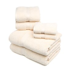 Styliani 900 GSM 6 Piece  Premium Long Staple Combed CottonTowel Set
