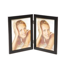 Boyle Hinged Double Picture Frame