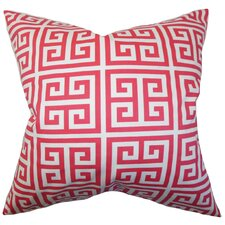 Blevins Cotton Throw Pillow
