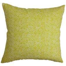 Batista Delgado Cotton Throw Pillow
