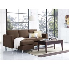 Lutz Reversible Chaise Sectional