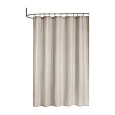Masse Weave Shower Curtain
