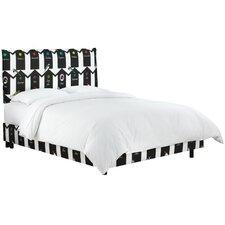 Meister Upholstered Platform Bed