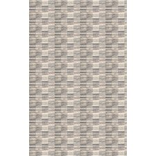 Meister Hand Woven Gray Area Rug