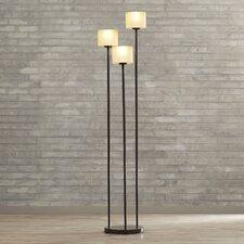 """Lloyd Hunter 72"""" Torchiere Floor Lamp"""