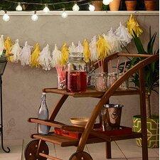Tea Serving Cart