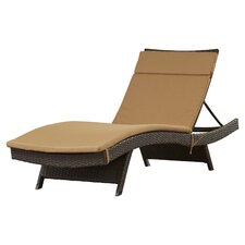 Larry Chaise Lounge with Cushion