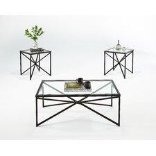 Greene 3 Piece Coffee Table Set