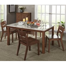 Losey 5 Piece Dining Set