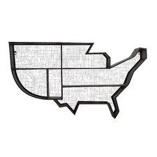 United States Wall Shelf