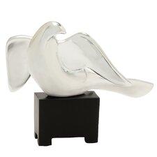 Dove on Stand Home Figurine