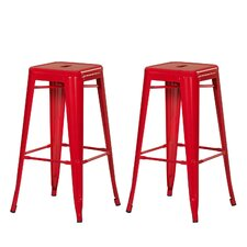 "Wafford 30"" Bar Stool (Set of 2)"