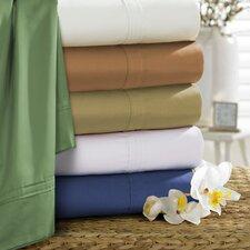Tavarez 500 Thread Count Egyptian Quality Cotton Extra Deep Pocket 6 Piece Sheet Set