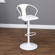 Neagle Adjustable Height Swivel Bar Stool