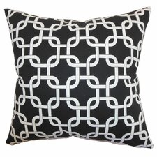 Sessums 100% Cotton Throw Pillow