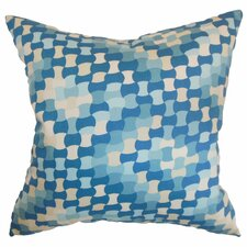 Hubbs Cotton Throw Pillow