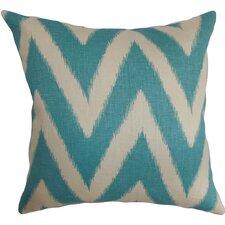 Moretti Cotton Throw Pillow