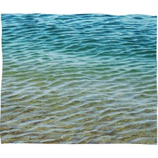 Meunier Ombre Sea Throw Blanket