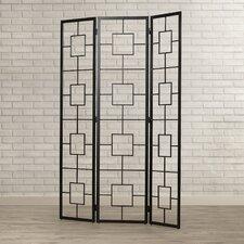 "Moretz 68.5"" x 52.13"" Evan 3 Panel Room Divider"