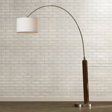 "Aries 86.5"" Arched Floor Lamp"