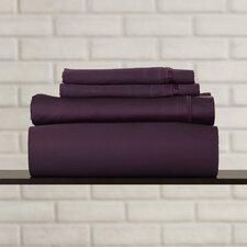 Mayne 650 Thread Count Premium Long-Staple Combed Cotton Sheet Set
