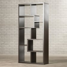 "Ansley 70.75"" Cube Unit Bookcase"