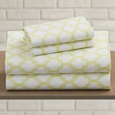 Parks 200 Thread Count Cotton Sheet Set