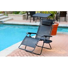 Grandstaff Zero Gravity Oversize Chair