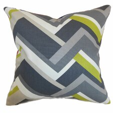 Mcleroy Cotton Throw Pillow