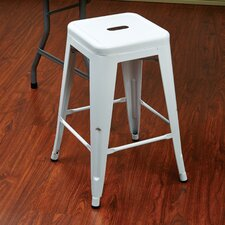 "Allee 24"" Bar Stool (Set of 2)"