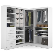 "Walley 82.25"" Wide Closet System"