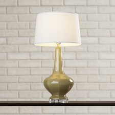 """Cady 33"""" Table Lamp with Empire Shade"""