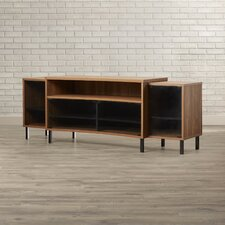 Bracy Entertainment Credenza TV Stand