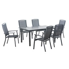 Stever 7 Piece Dining Set