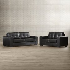 Zielke Sofa and Loveseat Set