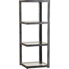 """Morelock 42"""" Corner Unit Bookcase"""