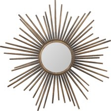 Berrak Starburst Wall Mirror