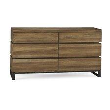 Dailey 6 Drawers Dresser