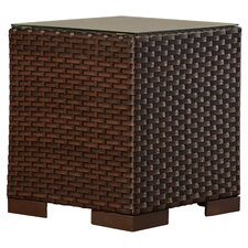 Lorentzen Wicker Side Table