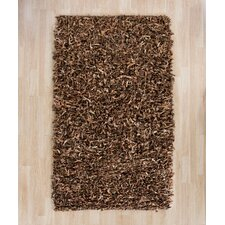Eveland Brown Area Rug