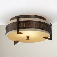 Ferriera Outdoor Flush Mount