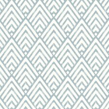 "Anders 33"" x 20.5"" Geometric Rolls Wallpaper"