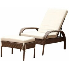 Battista Lounge Chair with Cushion